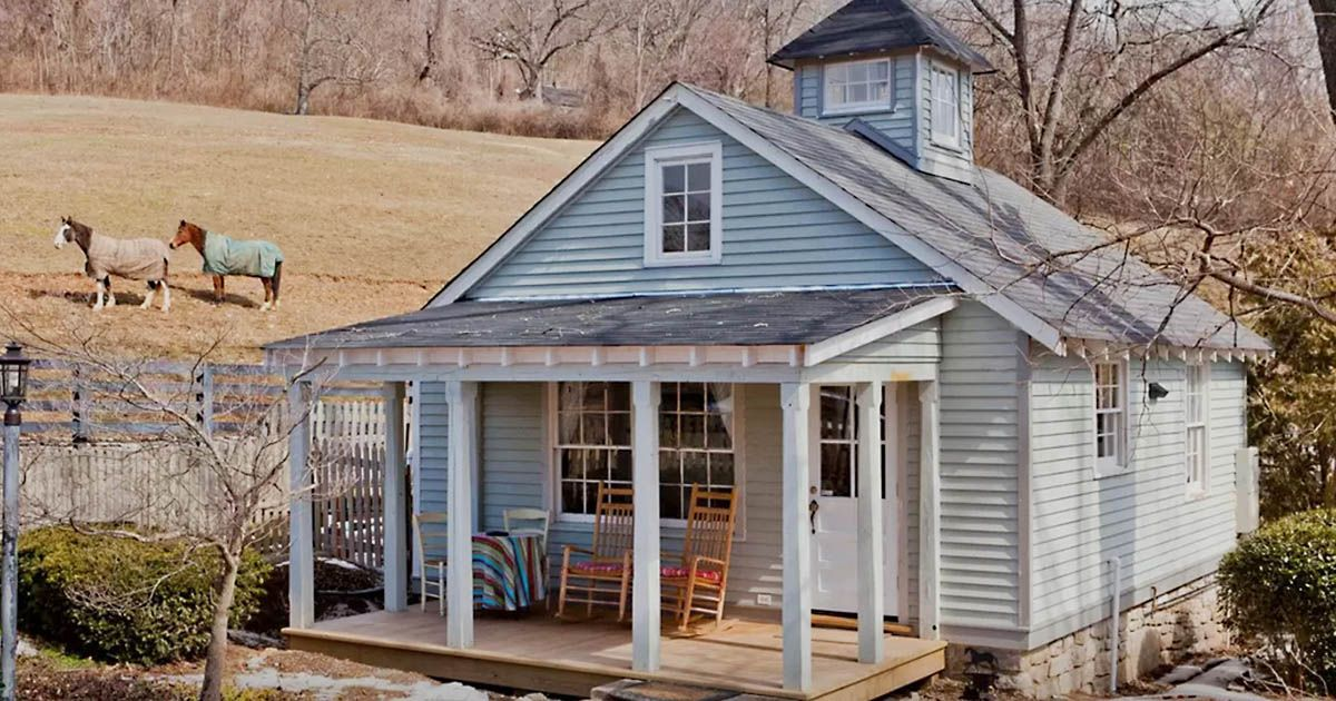 on small cottage house plans southern living