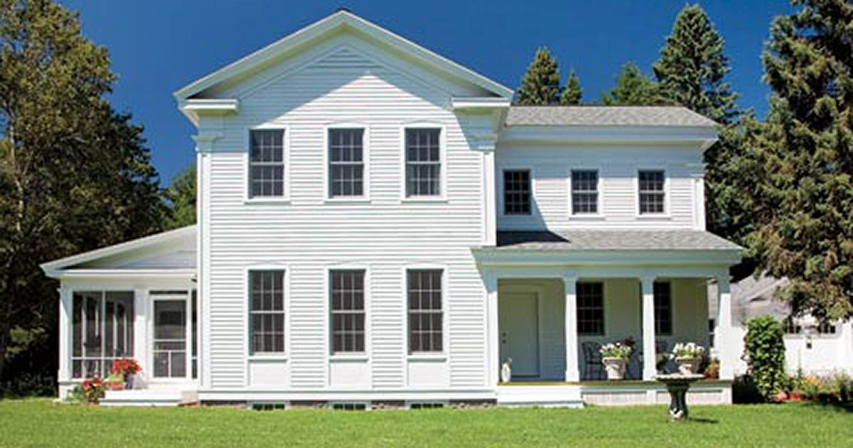 farmhouse revival southern living house plan best house
