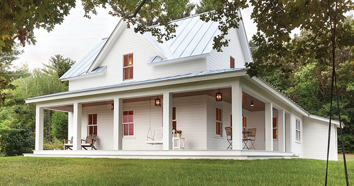 Amazing farmhouse has a classic design for Classic farmhouse